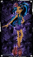 Monster high: Robecca Steam/Dance class