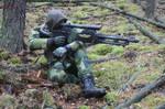 Cadian sniper