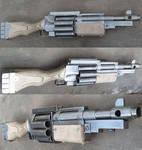 Warhammer40k DKoK Shotgun 2