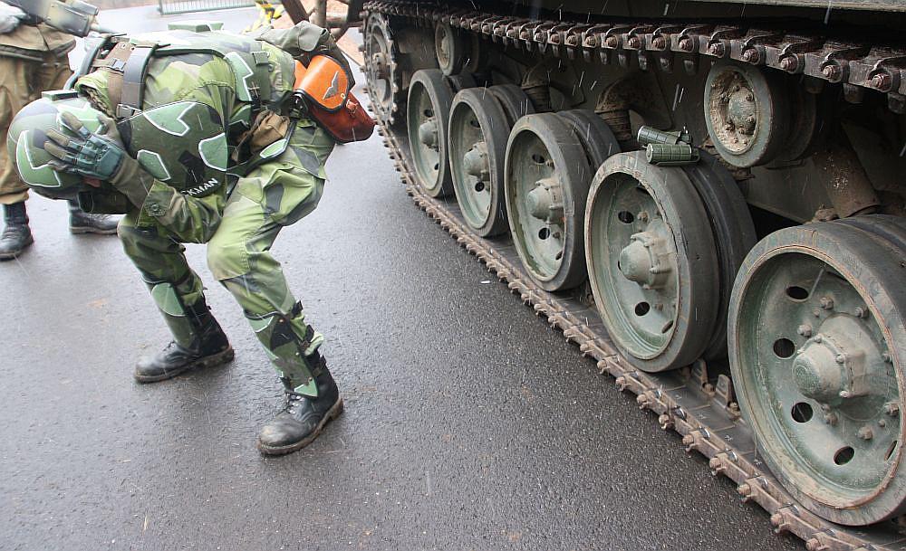 Tank killa by ElysianTrooper