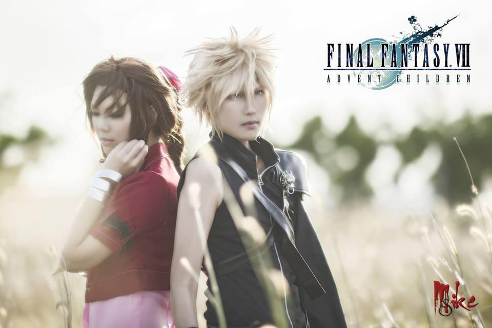 FFVII - By your side