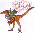 Happy Birthday, Transapient by Tektalox