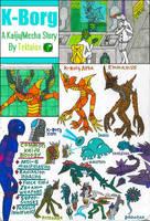 Story Concept: K-Borg by Tektalox