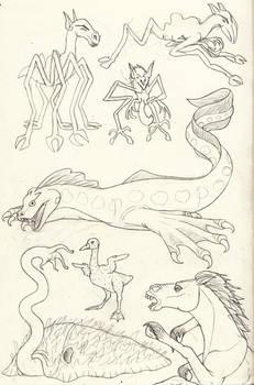 Miscellanious Creatures