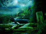 Fantasy Background six