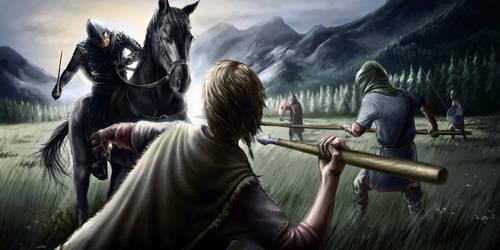 vikingr action loading by Skvor