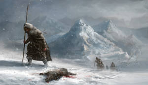 A Song of Ice and Fire: wildlings by Skvor