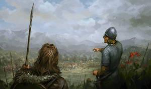 Battle of Brunanburh by Skvor