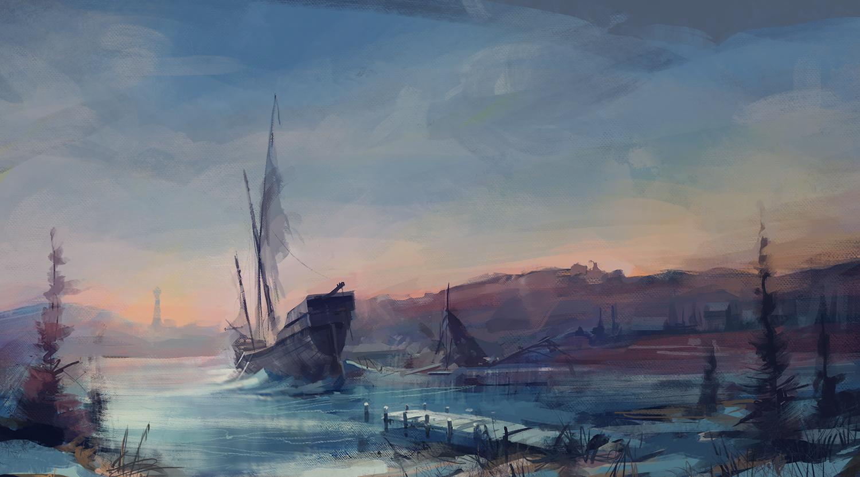 cryostasis by Skvor