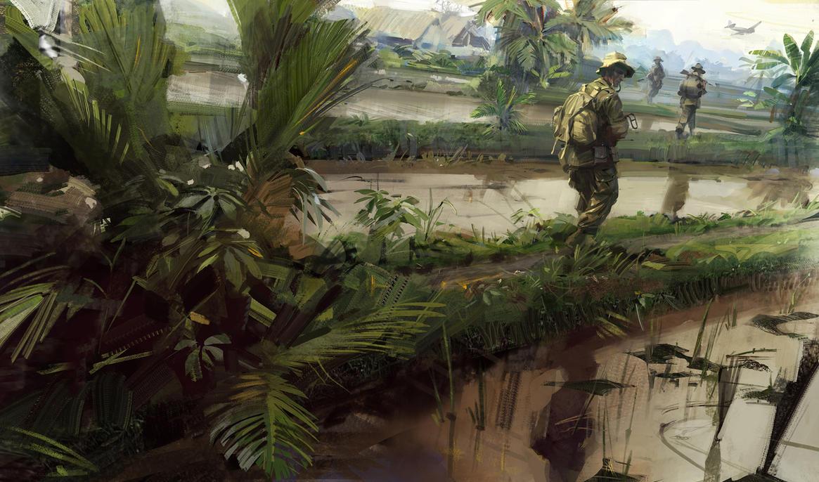 VIETMINH: Patrol II by Skvor
