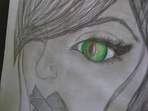 Green Eyed