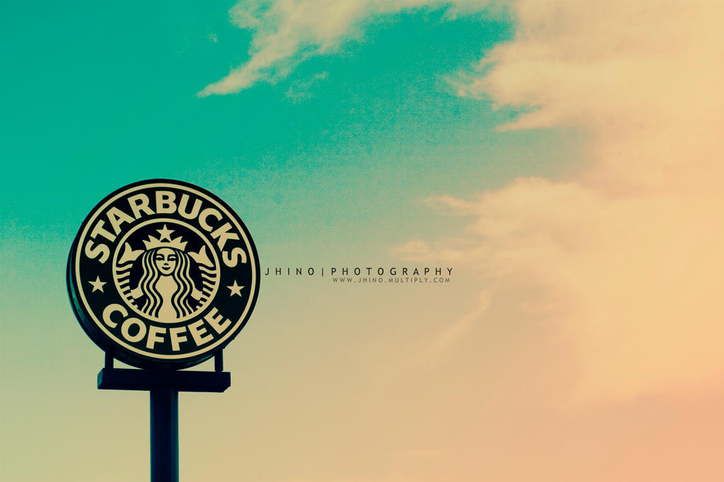 Starbucks Logo by jhinosore