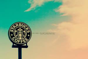 Starbucks Logo by jhinosore