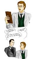-:.Doctor Watson.:- by Youko-Sway
