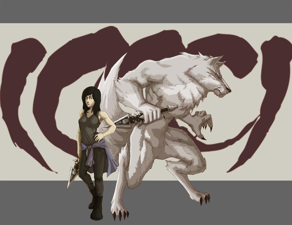 Wallpaper Silver Fang: Silverfangs Werewolf Clan. By Matinpatron On DeviantArt