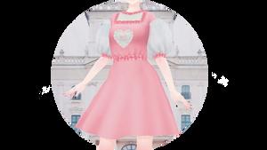 [MMDXSims4] Melanie Martinez K12 Dress+DL