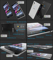 Sony Xperia Quartz Concept