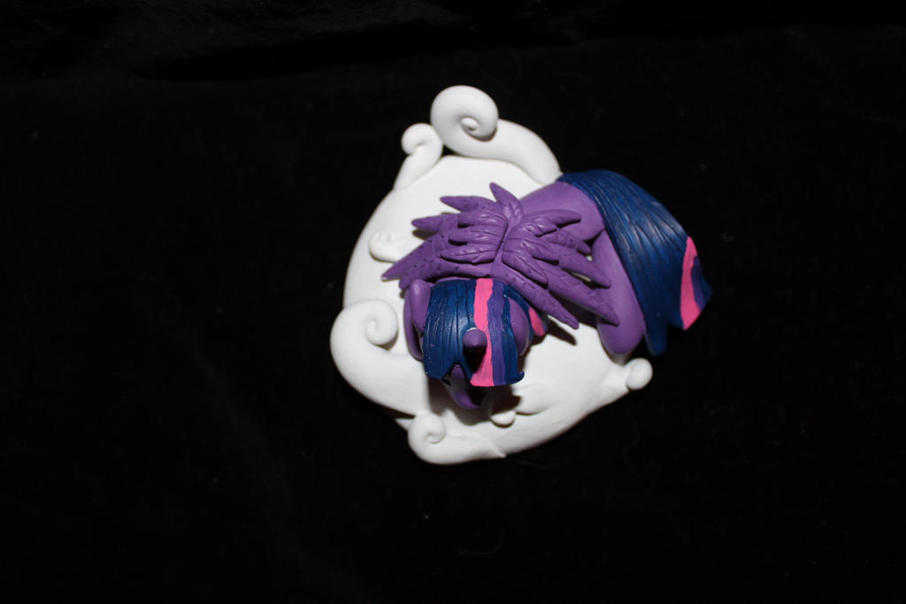 twilight sparkle sculpture commission by emmyzbunny