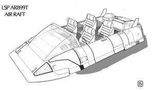 Traveller Air Raft