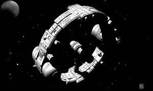 Traveller: Laboratory Ship by biomass