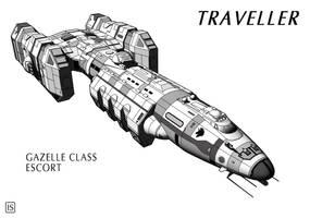 Traveller: Gazelle by biomass