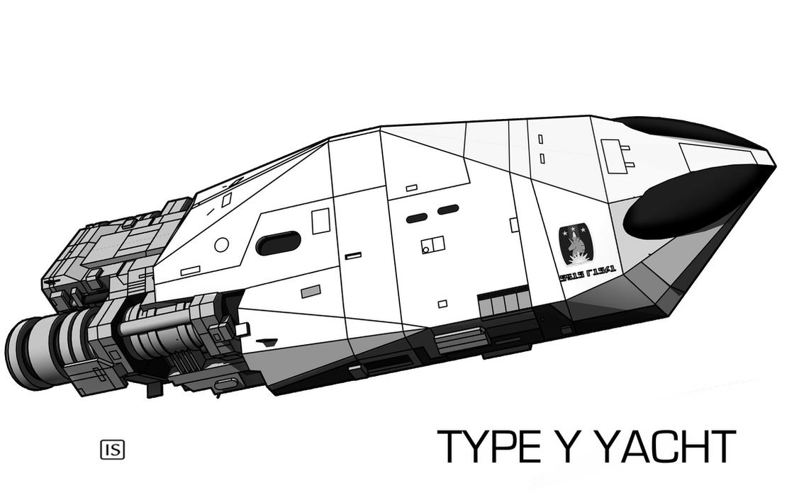 Traveller Type Y Yacht by biomass on DeviantArt