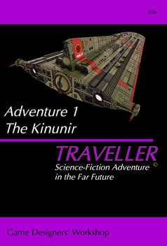 Adventure 1: The Kinunir