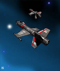 Rampart Class Fighters
