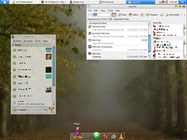 OS X Pidgin by Maverick340