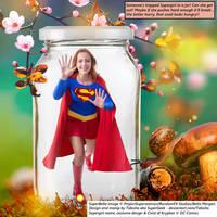 SuperBella in a Jar!