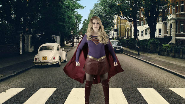 SuperLeigh - I'm the REAL Superstar of Abbey Rd!