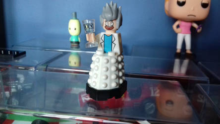 Davros Rick by schumacher7