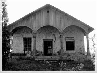 The Old Mansion by Hermenegilda87
