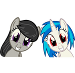 You Have Made Octavia And Vinyl Happy