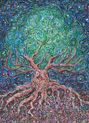 Inky Tree