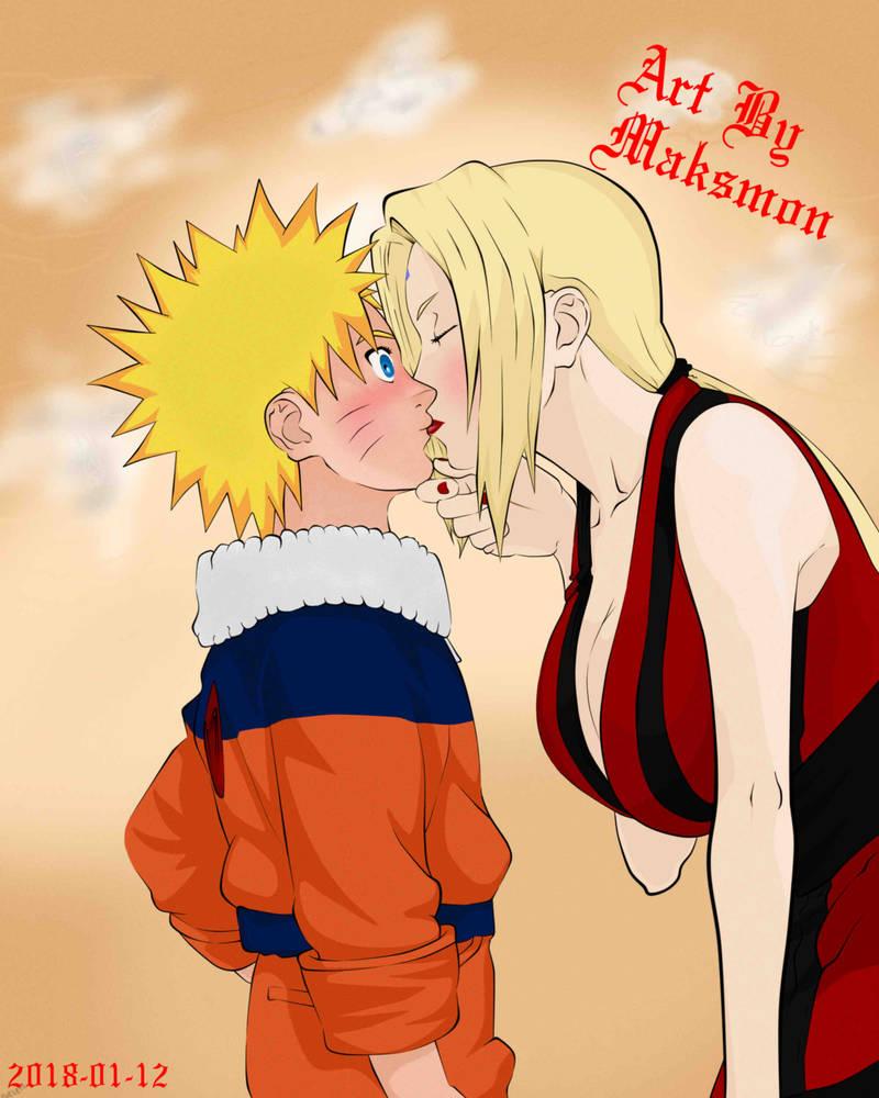 Naruto and tsunade love fanfiction