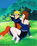 NarutoArt #7 Mei Terumi
