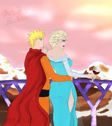 NarutoArt #11 The Winds of Winter by MaksmoNero