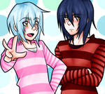 TWINSIES by Tomacchi
