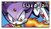 Blaze Stamp by Abbu1STAMPS