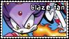 Blaze Stamp by Abbu1STAMPS