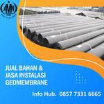 Supplier Termurah Geomembran Untuk Embung