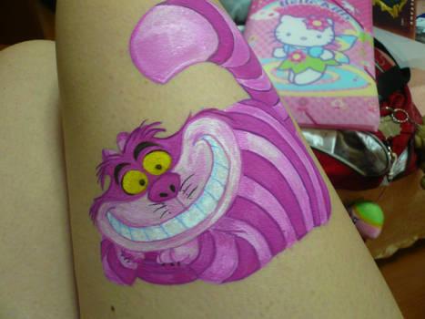 Cheshire Cat- BodyPaint