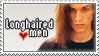 Longhaired men by Y-U-DO