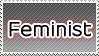 Feminist by Y-U-DO