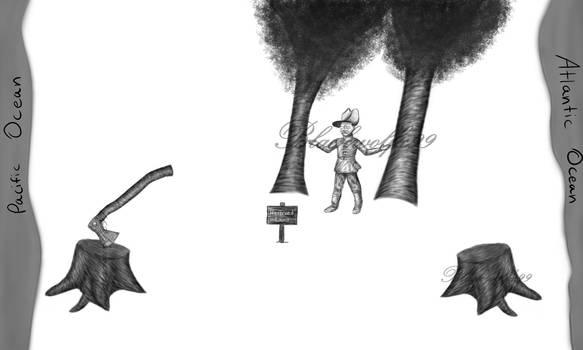 Historical Cartoon 1