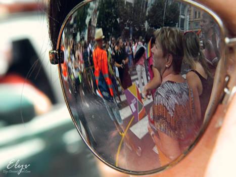 Prague Pride through the Looking Glasses