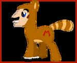 Tanooki Mario Pony