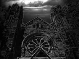 Gothic Church - NessusX by nessusx