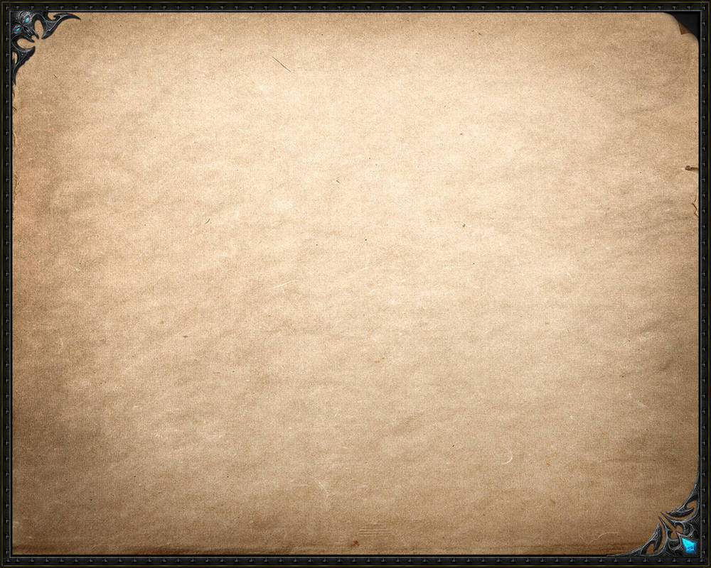 Warcraft Parchment by RepKo1
